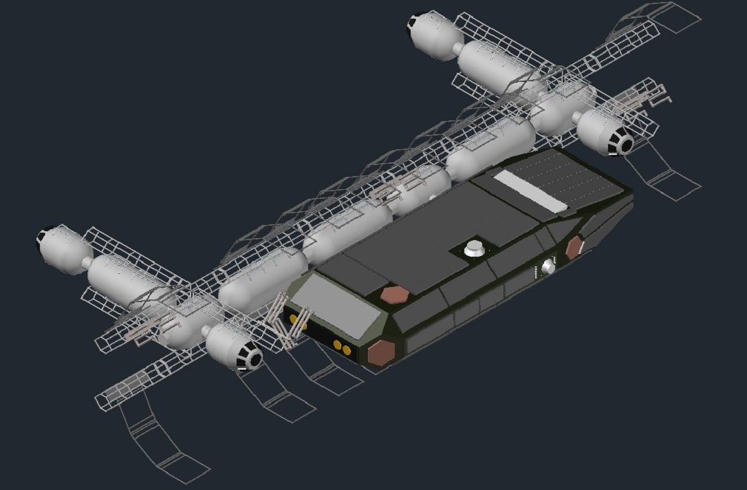 SpaceDock Image 6A